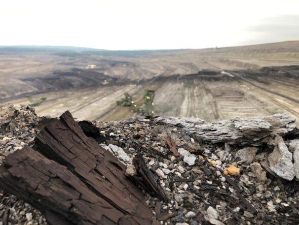 Turów lignite mine